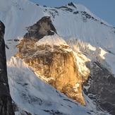 Khare Sunsetet, Mera Peak