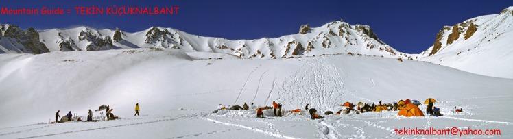 MT. ERCİYES, Erciyes Dagi
