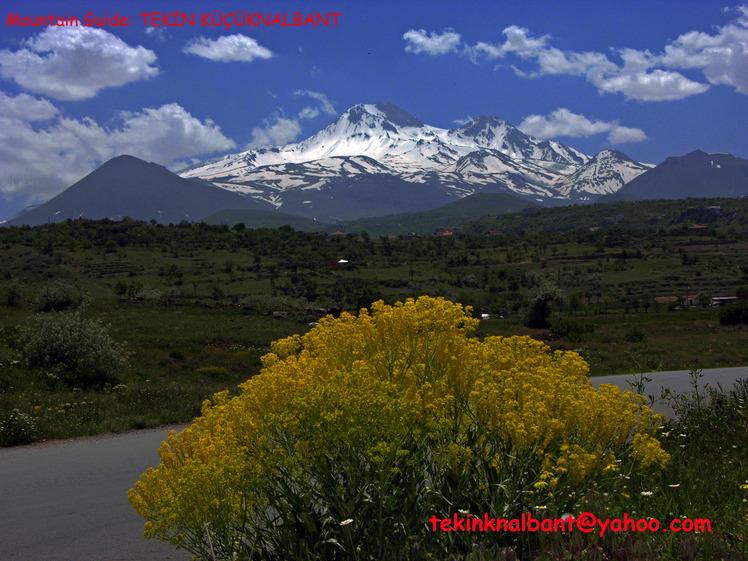 Mt.Erciyes, Erciyes Dagi