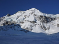 Piz Roseg Nordost-Wand, Bernina photo
