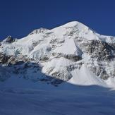 Piz Roseg Nordost-Wand, Bernina