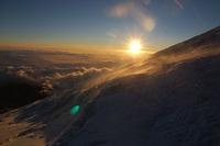 Pico de Orizaba, Jamapa glacier photo