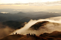 Sea of Clouds, Mount Pulag photo