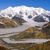 Mount Lucania, Yukon, Mount Logan