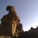 Eagle Stone, سبلان