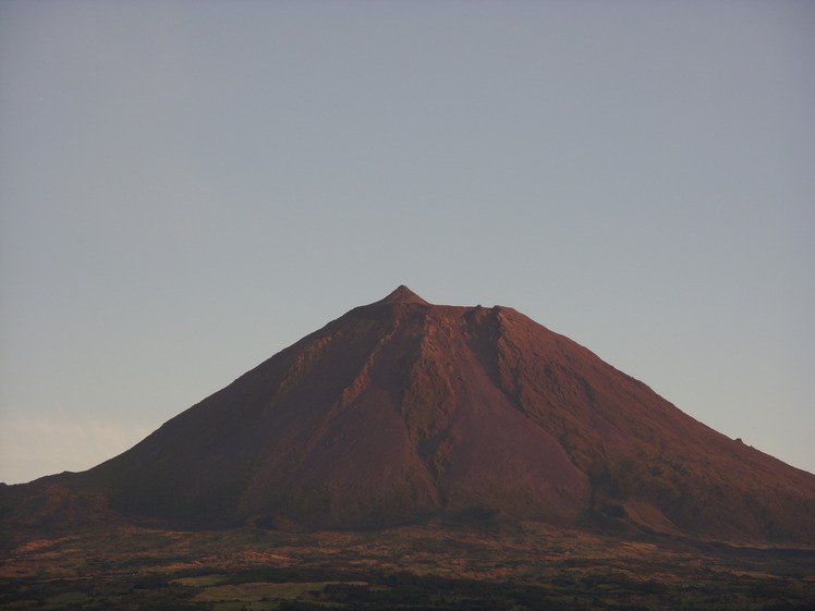 Sunset, Montanha do Pico