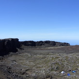 Top Crater, Montanha do Pico