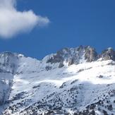 Olympus, peaks Mytikas & Stefani, Mount Ossa (Greece)