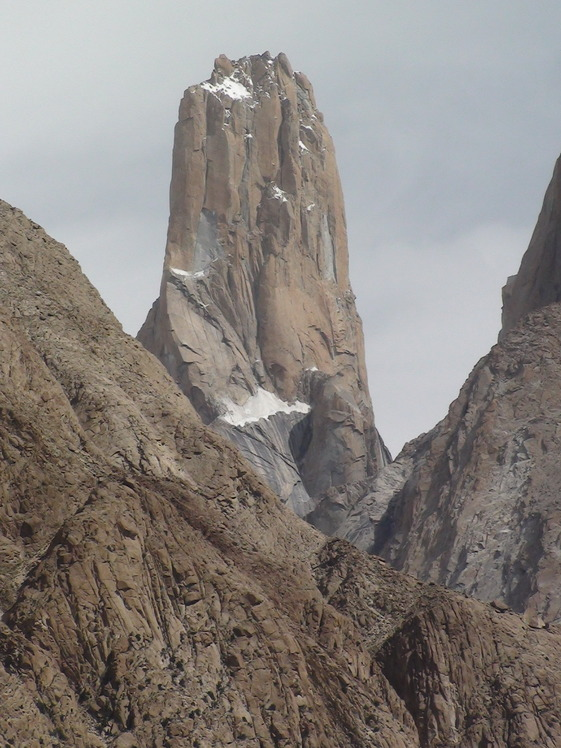 Trango Towers weather