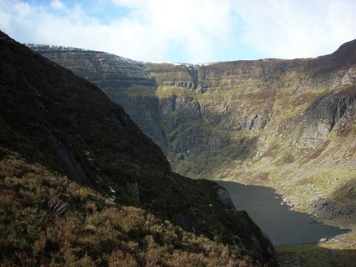 Comeragh Mountains Mountain Information