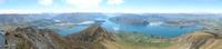 Roys Peak - Wanaka NZ - Summit Panorama photo