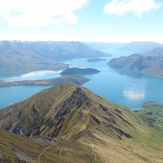 Roys Peak - Wanaka NZ - Summit Panorama