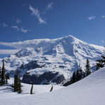Mt. Rainier, WA, Mount Rainier