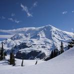 Mt. Rainier, WA, Mount Rainier
