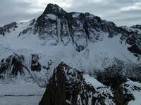 Cerro Arenas south face photo