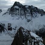 Cerro Arenas south face