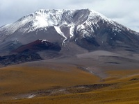nevado san francisco  photo