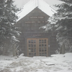 Snow hike Nov. 2011, Mount LeConte
