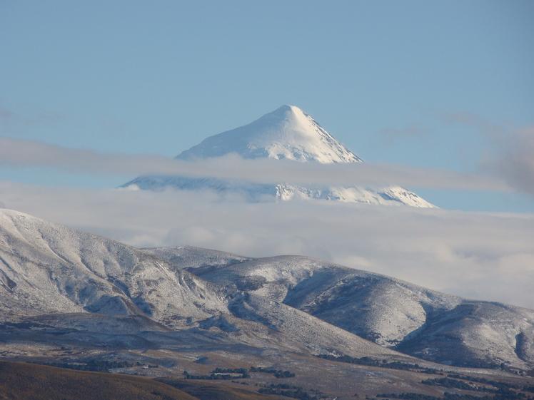 Volcan Lanin weather