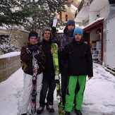'LOP3 ROCKERS' win G.O.S. Ski Trophy 2011 !!!, Helmos