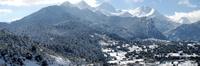 Mt Erymanthos 2224m photo