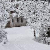 tsapournia village, Erymanthos