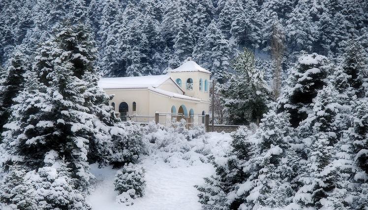 agios Kosmas (tsapournia), Erymanthos