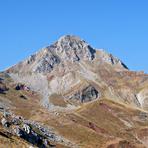 Mougila's peak 2100m, Erymanthos