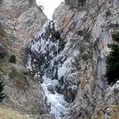 Tsapournia's waterfalls 1350 m