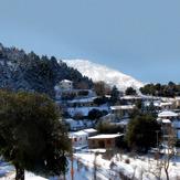 Tsapournia village 1000M, Erymanthos