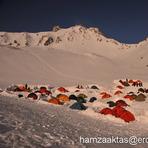 erciyes çoban ini kamp alanı, Mount Erciyes