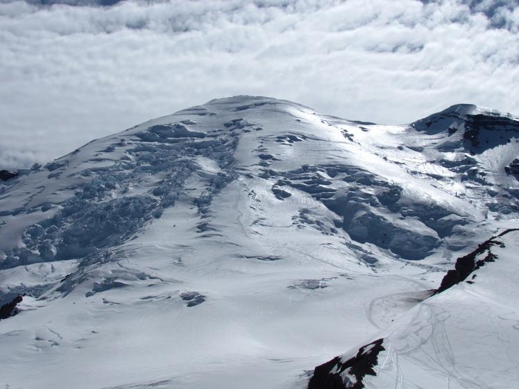 Emmons Route 6-20-12, Mount Rainier