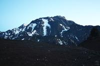 Cerro Tolosa y el glaciar del hombre cojo photo
