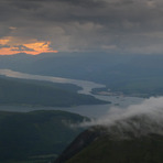 Orographic Lift on Ben Nevis