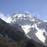 sabalan peak, سبلان