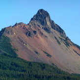 Mount Washington, Mount Washington (Oregon)