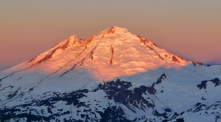 Mount Baker Weather Forecast (3285m)