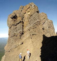Three Fingered Jack - The Summit Block photo