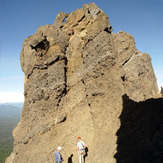 Three Fingered Jack - The Summit Block