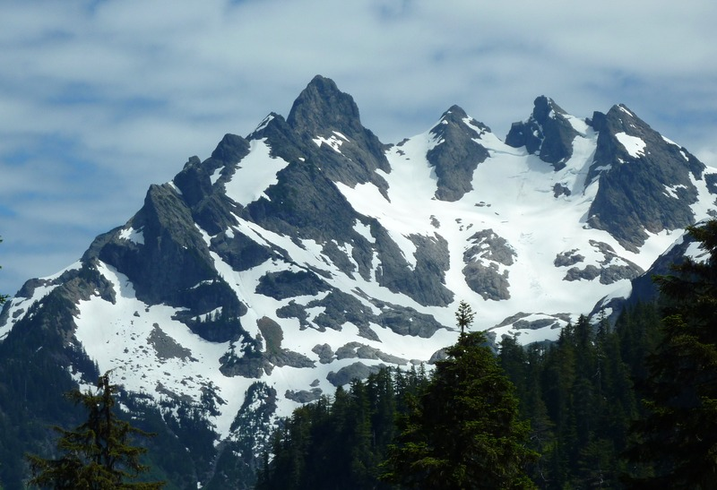 Pacific Credit Union >> Three Fingers Mountain Information