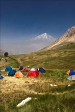 Damavand Peak photo