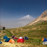Damavand Peak
