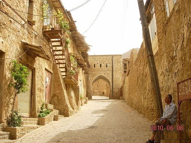 Ghalat village