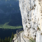 Wildkirchli path, Ebenalp