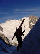 Ali Saeidi NeghabeKoohestaN, Le Châtelet (Mont Blanc) photo