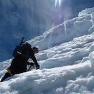 ascendiendo al Volcan Osorno