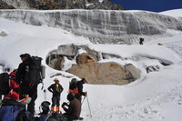 Mera glacier, Mera Peak photo