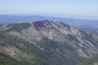 From Mt. Aix, Nelson Butte photo