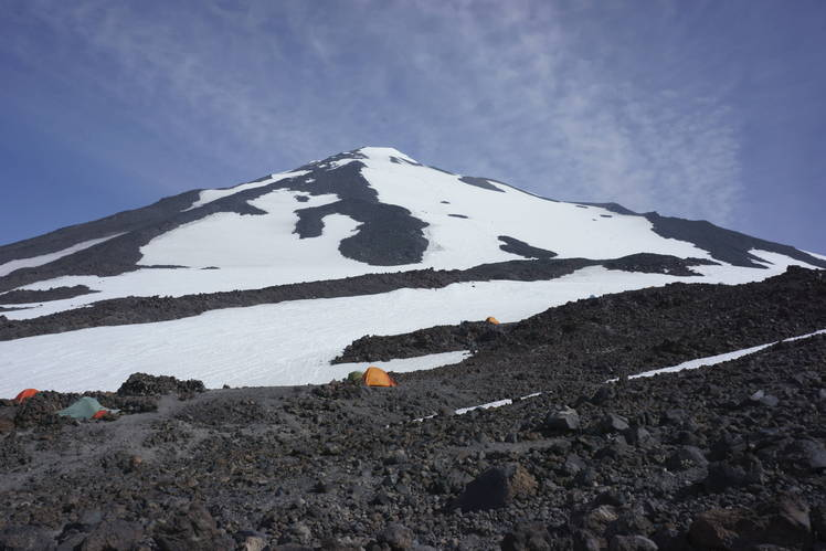 Lunch Counter, Mount Adams
