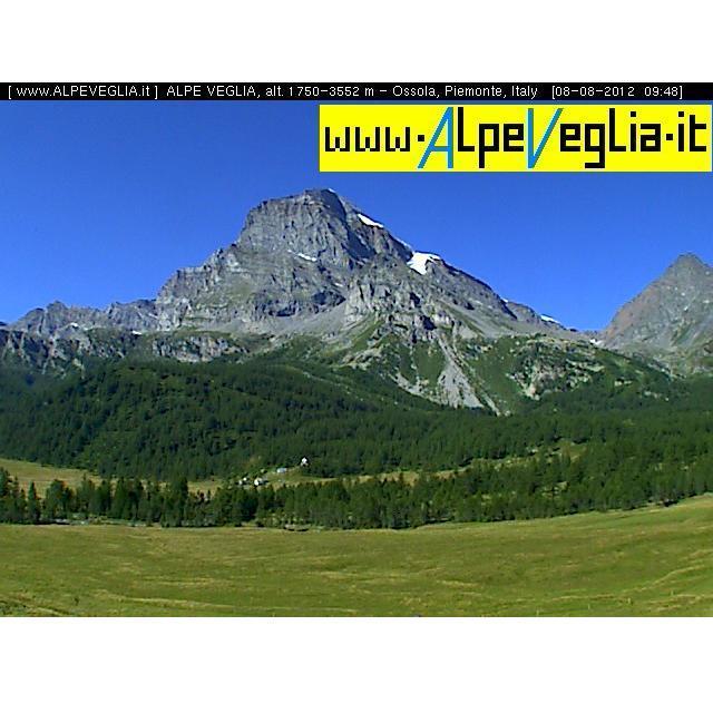 Alpe Veglia resort in Upper Ossola Valley, Piedmont region, Italy, Monte Leone